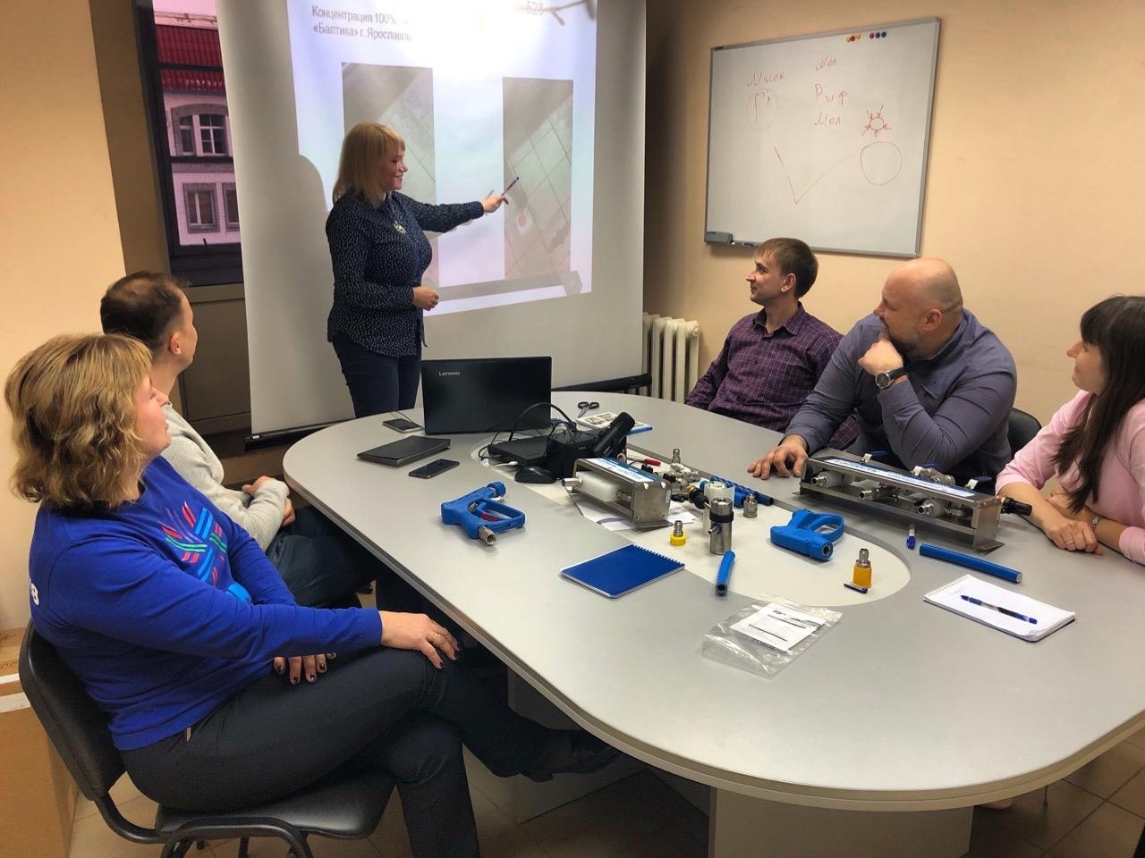 В Кирове прошел обучающий семинар для дилеров и партнеров компании