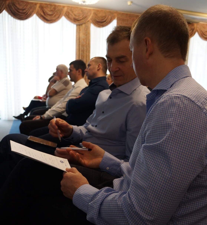 Состоялся 8-й Ежегодный Слет дилеров компании ЭКОХИММАШ